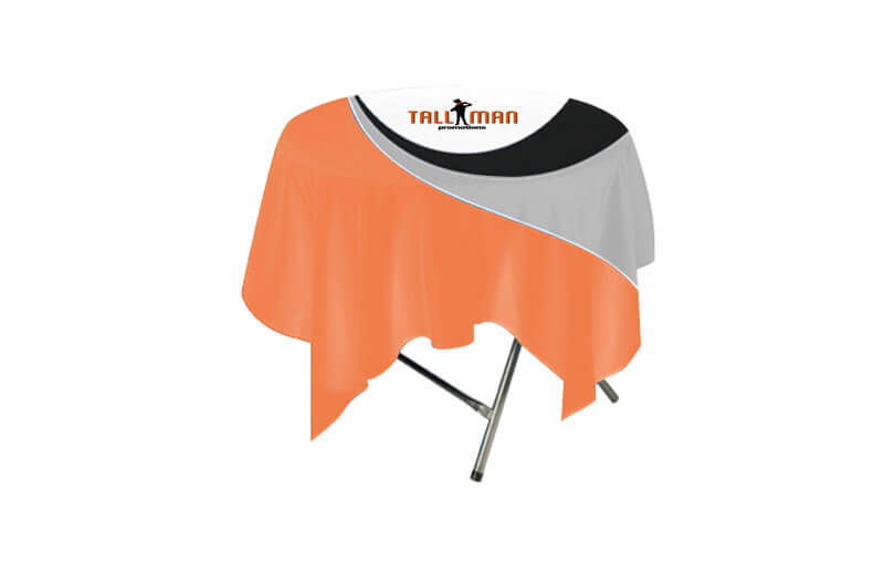 custom printed table covers for round tables
