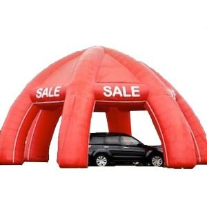 Air Tight POS inflatable