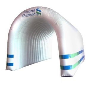 Inflatable Arches and Entry Tunnels