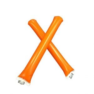 orange blank noise makers