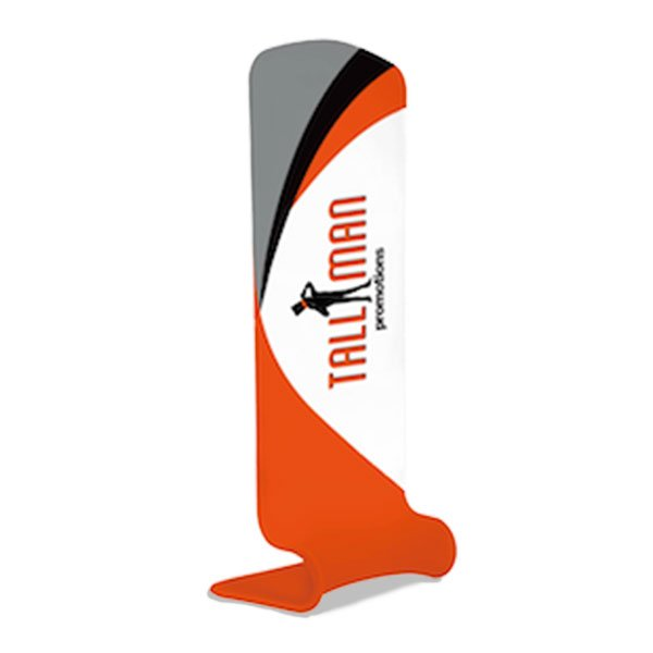 Fabric S display Stand 2
