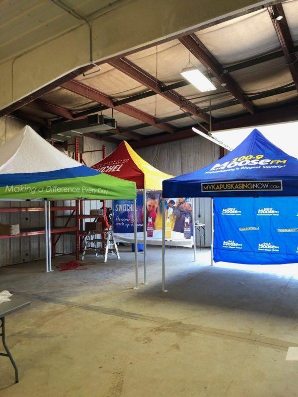 Company Canopy tents