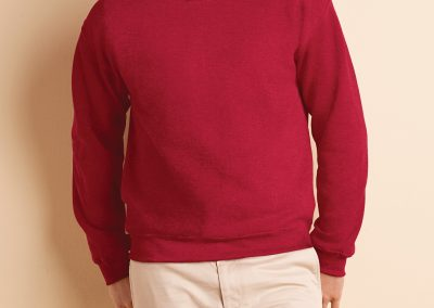 mens custom crew neck sweater
