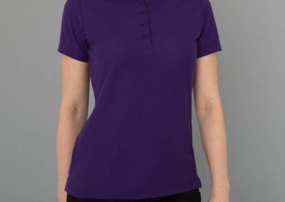 ladies custom collared shirt