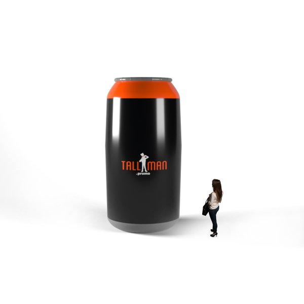 custom inflatable can